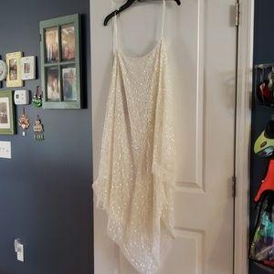 Sequence summer dress